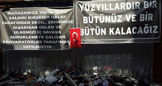'Türk-Kürt kardeşliğini yakmaya çalıştılar'