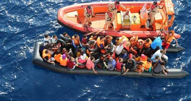 Ege'de göçmen teknesi alabora oldu: 28 ölü