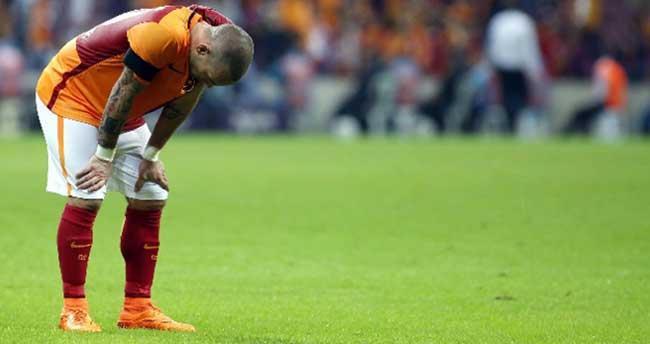 Galatasaray'dan en kötü başlangıç