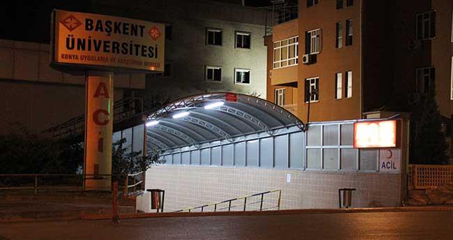 Konya'da maganda kurşunu: 7 yaralı