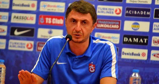 Arveladze: 'Altın değerinde bir 3 puan aldık'
