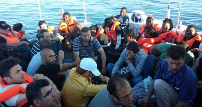 Gökova Körfezi'nde mülteci teknesi battı: 15 ölü
