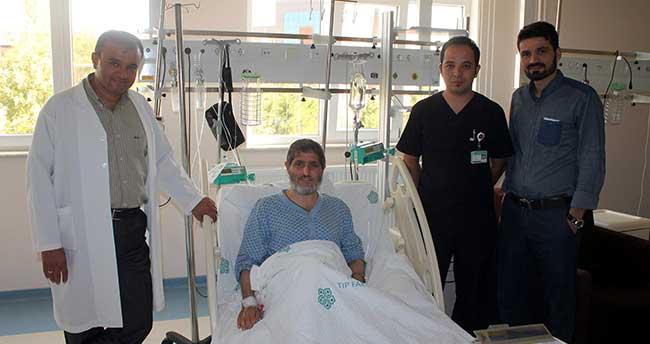 Konya'da İlk Akraba Dışı Organ Nakli Yapıldı