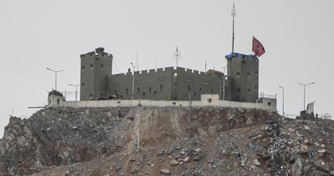 PKK Dağlıca'da 3.2 ton patlayıcı kullandı!
