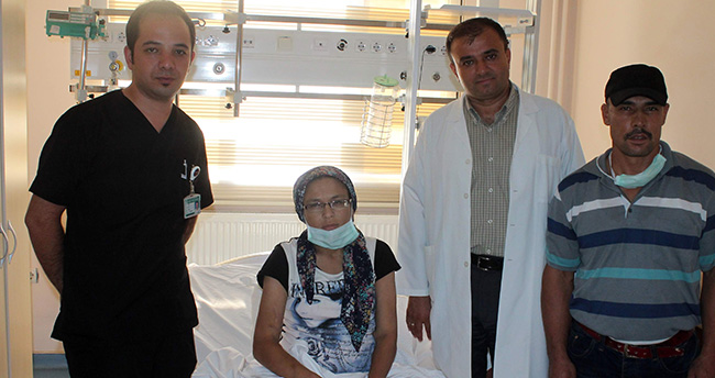 Konya'da Kadavradan Yapılan Böbrek Nakliyle Sağlığına Kavuştu