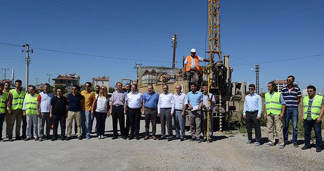Konya'nın 19 ilçesinde jeolojik etüt çalışması başladı