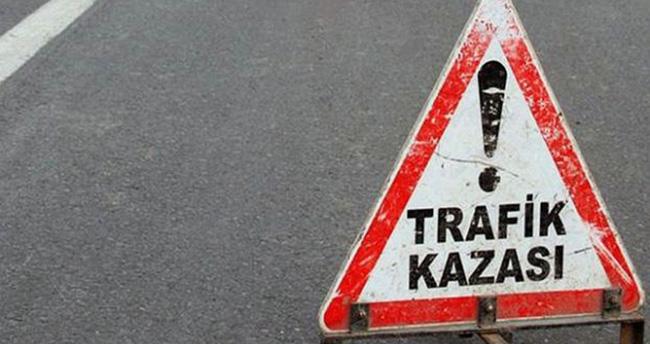 Kütahya'da trafik kazası, 2 ölü 2 yaralı