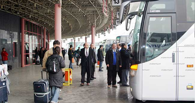 """Tatil 9 gün oldu otobüs firmaları """"yok"""" satıyor"""