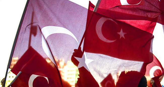 Ankara'da Miting : 'Teröre Hayır, Kardeşliğe Evet' yürüyüşüne doğru