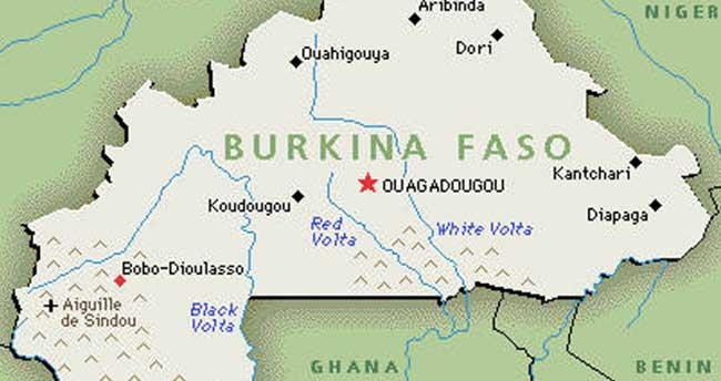 Burkina Faso'da darbe