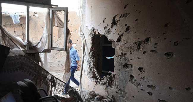 'Cizre'deki operasyonlarda 7 terörist ölü ele geçirildi'