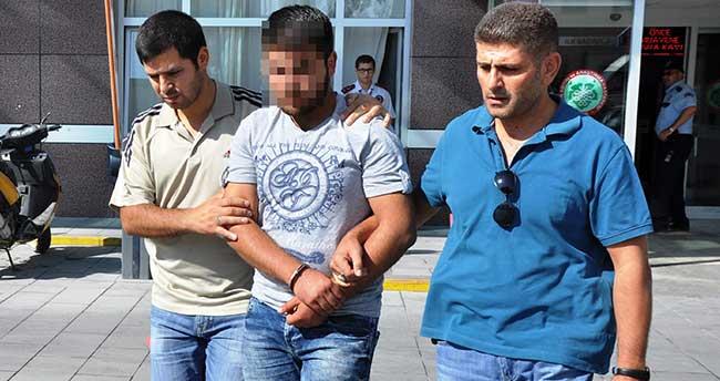Konya'da bisikletli tacizci yakayı ele verdi