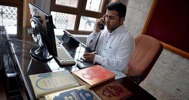 Alo Fetva'dan Kurban Bayramı'nda yoğun hizmet