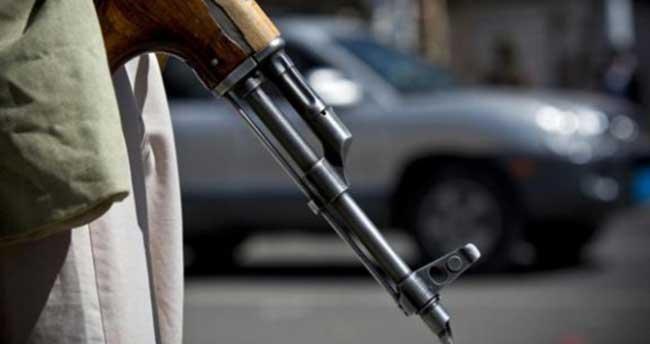Kars'ta jandarma ekibine saldırı
