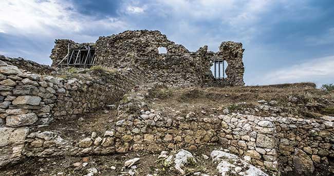 Sultan Alaaddin'in sarayı turizme kazandırılacak