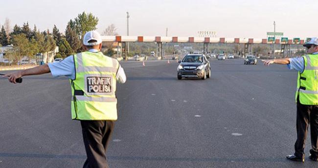 Bayramda trafik önlemleri arttırılacak