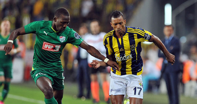 Fenerbahçe 2-1 Bursaspor