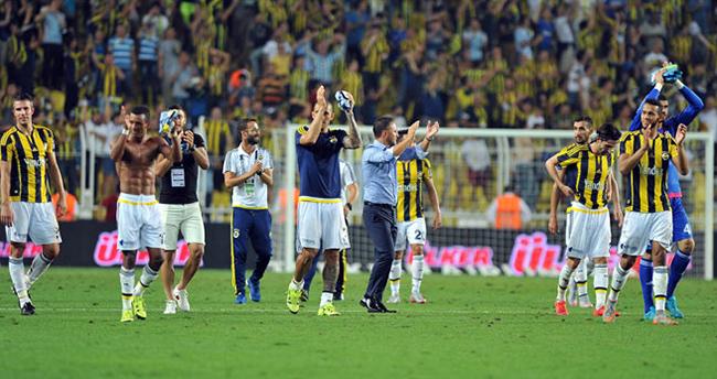 Fenerbahçe'yi yabancılar sırtlıyor