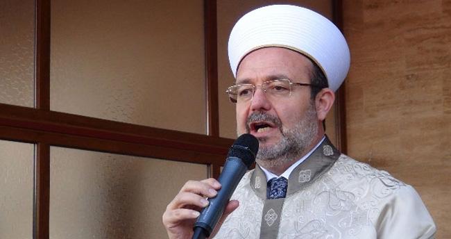 Mehmet Görmez: Kürtlerin Müslümanlığı silinmeye çalışılıyor
