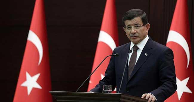 Davutoğlu 'Terörizmle mücadele zirvesi'ne katılacak