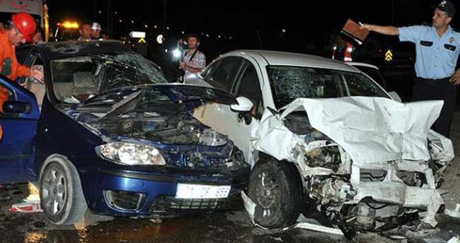 Tatilin ilk 3 gününde yollarda 35 kişi öldü