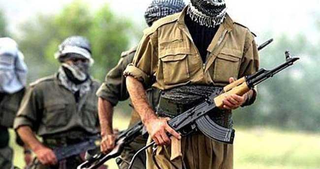 Teröristlerin roketi eve isabet etti: 1 ölü, 5 yaralı
