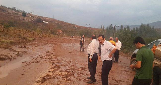 Hadim'deki afet Meclis gündeminde