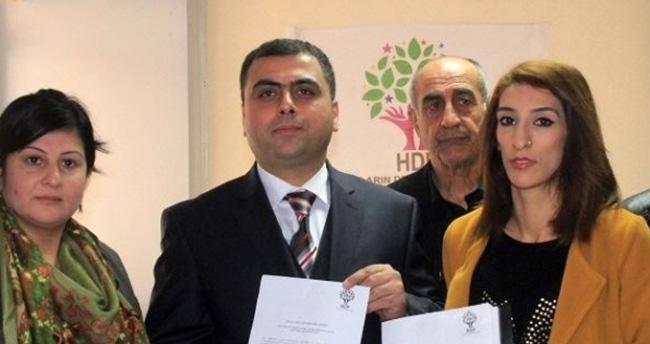 Sedrettin Karahan HDP'den istifa etti
