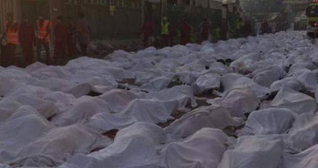 Suudi Arabistan resmi ölü sayısını açıkladı!