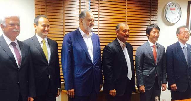 Yıldız Holding'in içecek firmalarının satış imzaları canlı yayınlandı