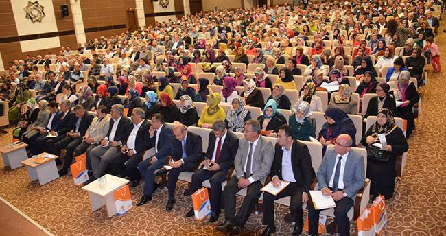 AK Parti Konya Sahada Daha Etkin Olmayı Hedefliyor