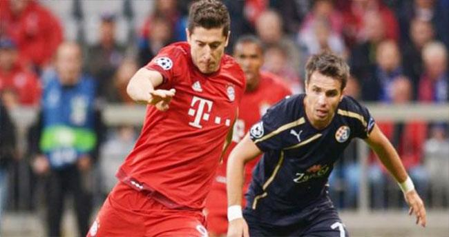Lewandowski çıldırdı, Bayern yine 5'ledi!