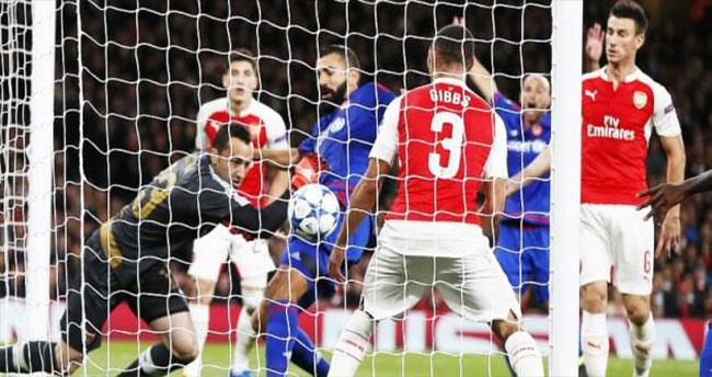 Yunan ekibi İngiliz devini yıktı!