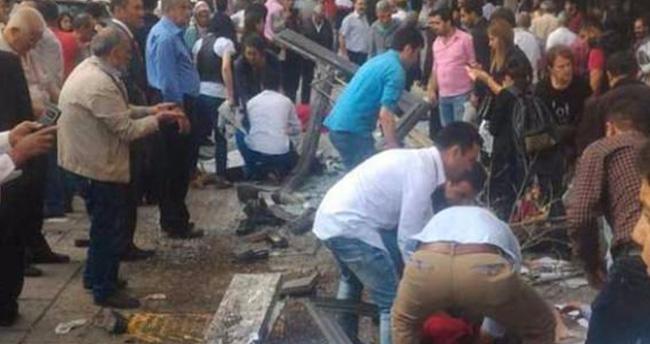 Ankara'da freni boşalan otobüs durağa girdi : 12 ölü 8 yaralı