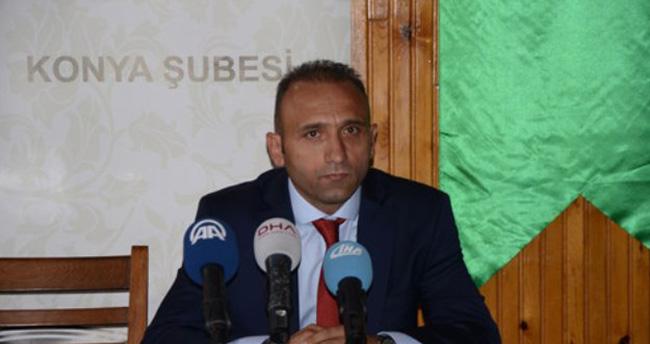 Deniz Çoban'a Konya TSYD'den destek