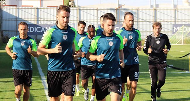 Torku Konyaspor puan için gidiyor