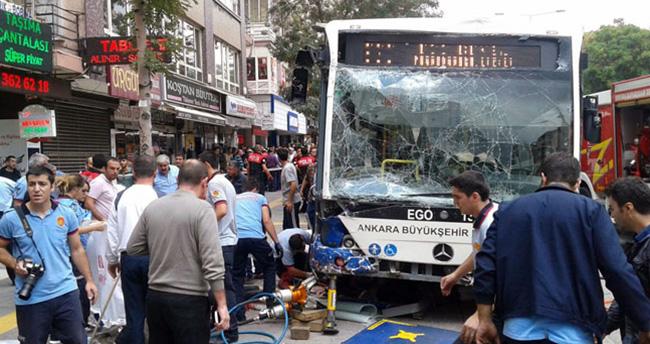 Ankara'daki kazada ölenlerin kimlikleri belirlendi