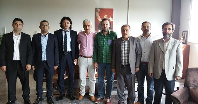 TÜFAD'tan Gazetemize Ziyaret