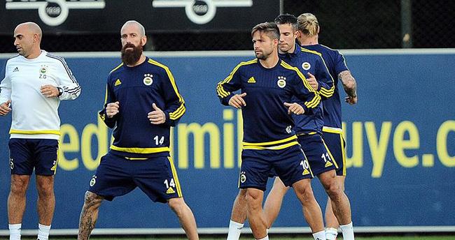 Fenerbahçe Akhisar Belediyespor maçına hazır