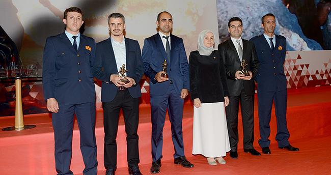İtfaiye Basın Ödülleri Sahiplerini Buldu