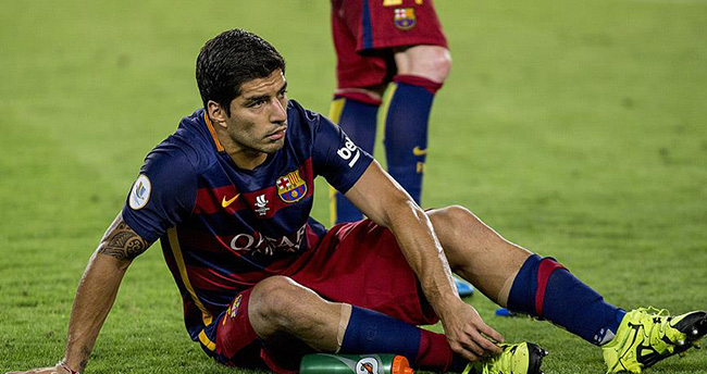 Messi'siz Barcelona Sevilla'ya yenildi