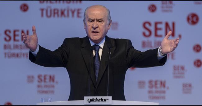 MHP'nin yeni seçim sloganı sosyal medyayı salladı