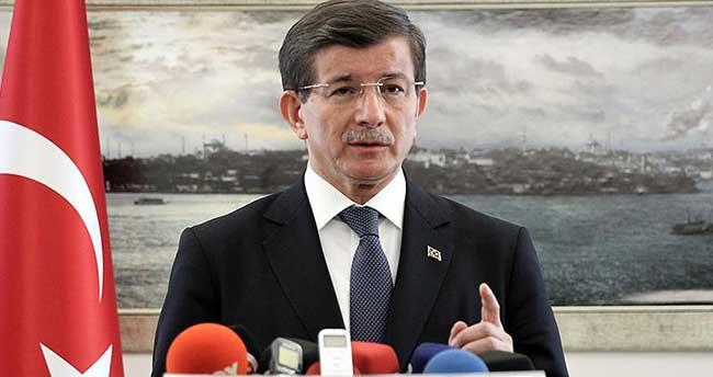 Başbakan Davutoğlu: 'Kim olursa olsun angajman kurallarımız bellidir'