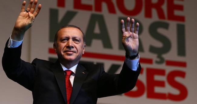 """Erdoğan: """"Türkiye'nin yaşadığı süreç, pek çok ülkeye ilham veren bir başarı hikayesidir"""""""