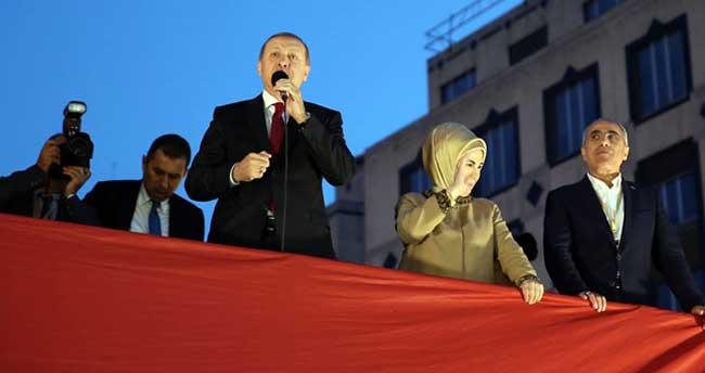 Erdoğan'dan 177 yıl sonra bir ilk