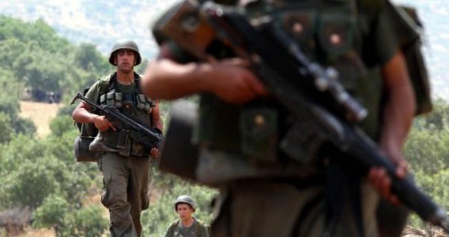 Hakkari'de 10 terörist öldürüldü