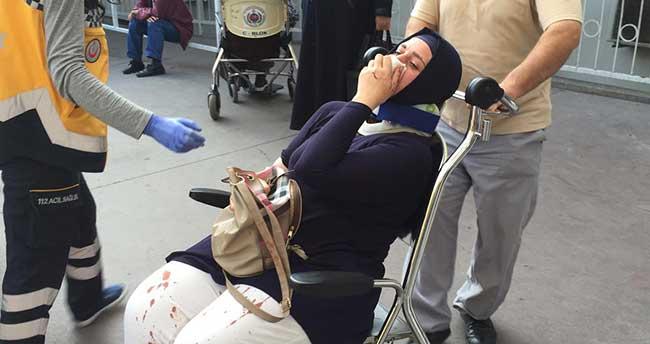 Kocaeli'de zincirleme trafik kazası: 13 yaralı