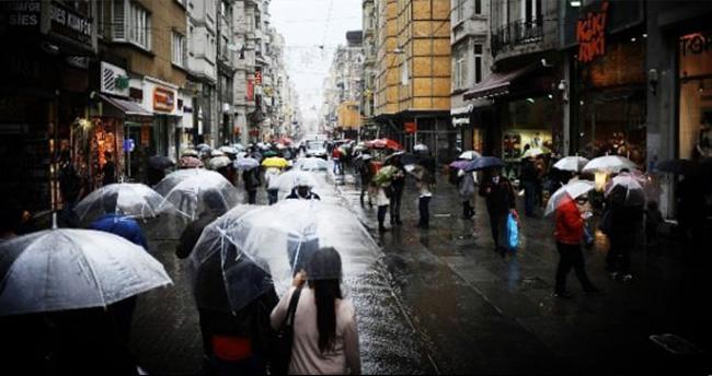 Sıcaklıklar 6 derece düşüyor, yağış geliyor