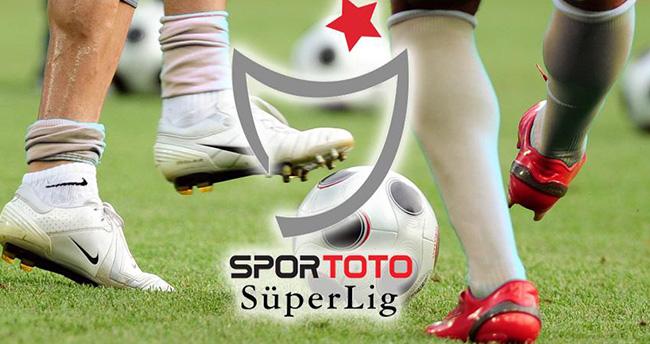 Spor Toto Süper Lig'de 7. hafta maçları tamamlandı