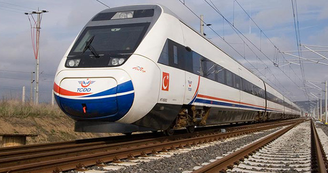 400 km hıza ulaşan süper hızlı tren geliyor
